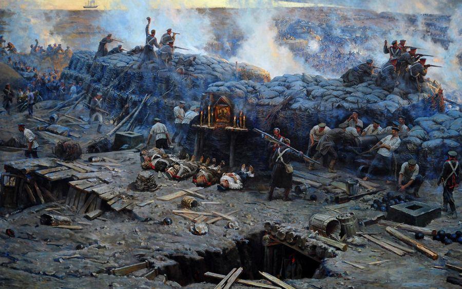 Фотография Музей-панорама «Оборона Севастополя»