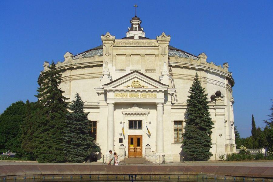 Музей-панорама «Оборона Севастополя» фото