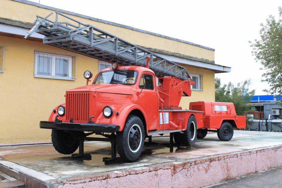 Музей пожарного дела фото