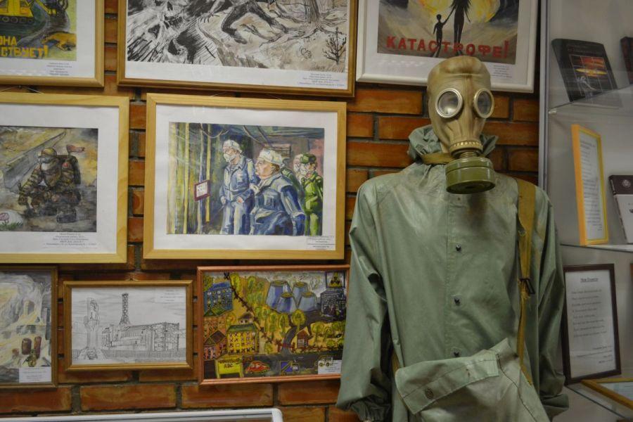 Городской музей радиационных катастроф фото