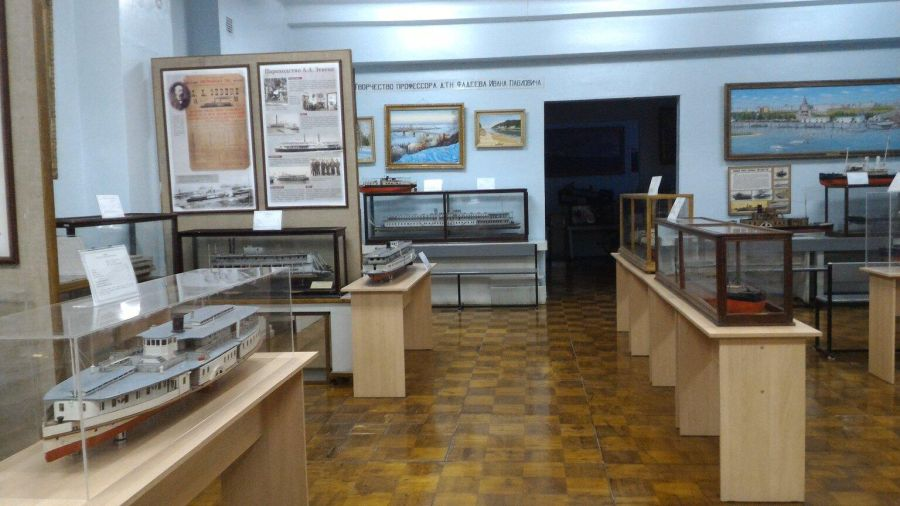 Фотография Музей речного флота