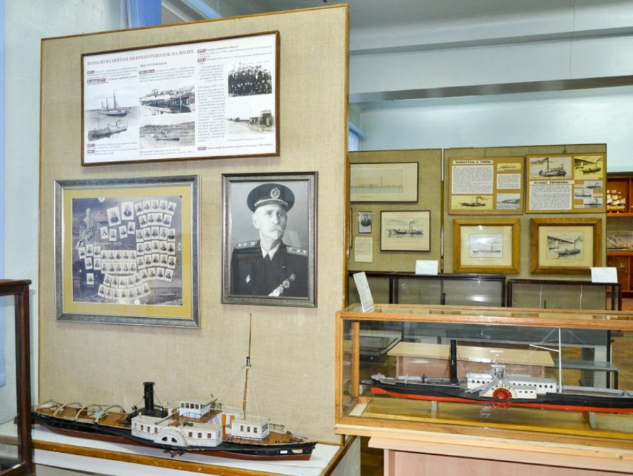 Музей речного флота фото