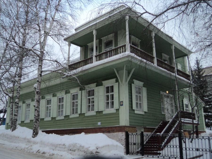 Мемориальный дом-музей С. Т. Аксакова фото