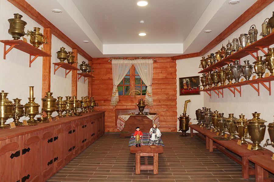 Фотография Музей самоваров