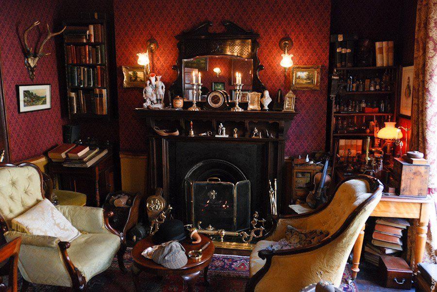 Фотография Музей Шерлока Холмса