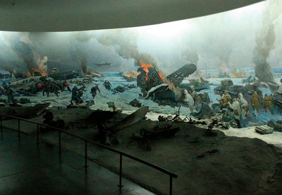 Фотография Государственный историко-мемориальный музей-заповедник Сталинградская битва