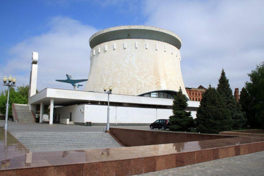 Государственный историко-мемориальный музей-заповедник Сталинградская битва фото