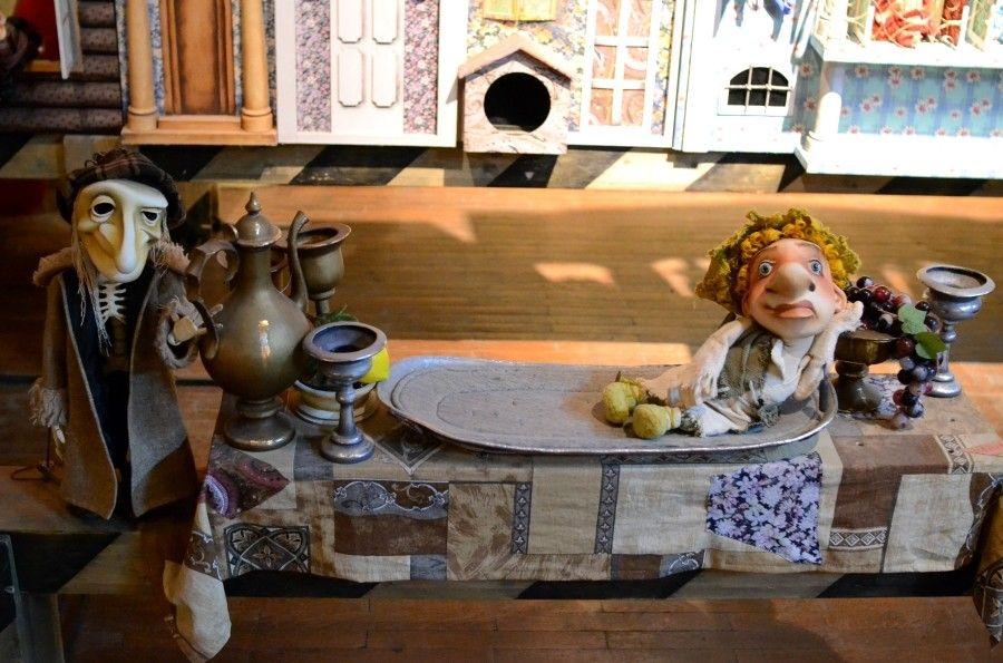 Фотография Музей театральных кукол