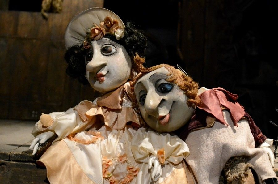 Музей театральных кукол фото