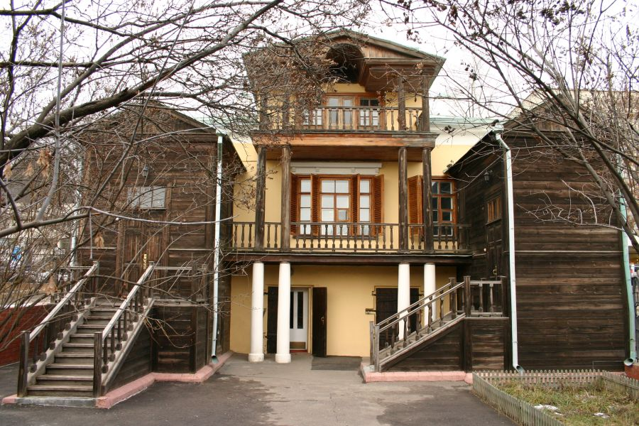 Музей-усадьба Н. Г. Чернышевского фото