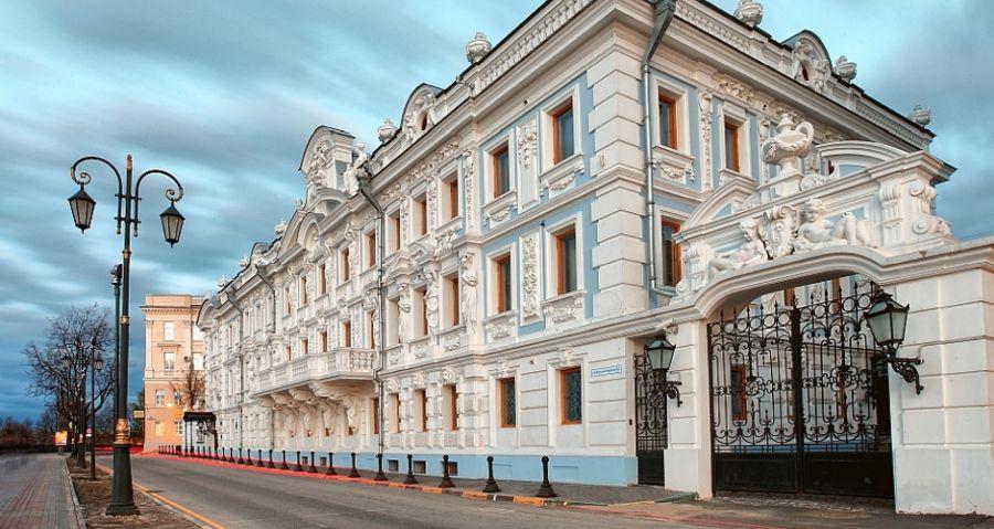 Музей-усадьба Рукавишниковых фото