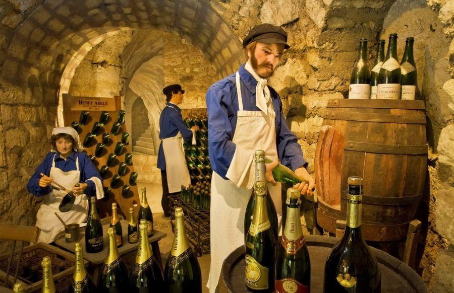 Музей вина фото