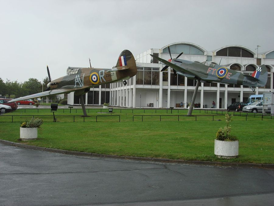 Музей королевских военно-воздушных сил фото