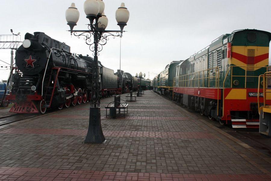 Музей истории Южно-Уральской железной дороги фото