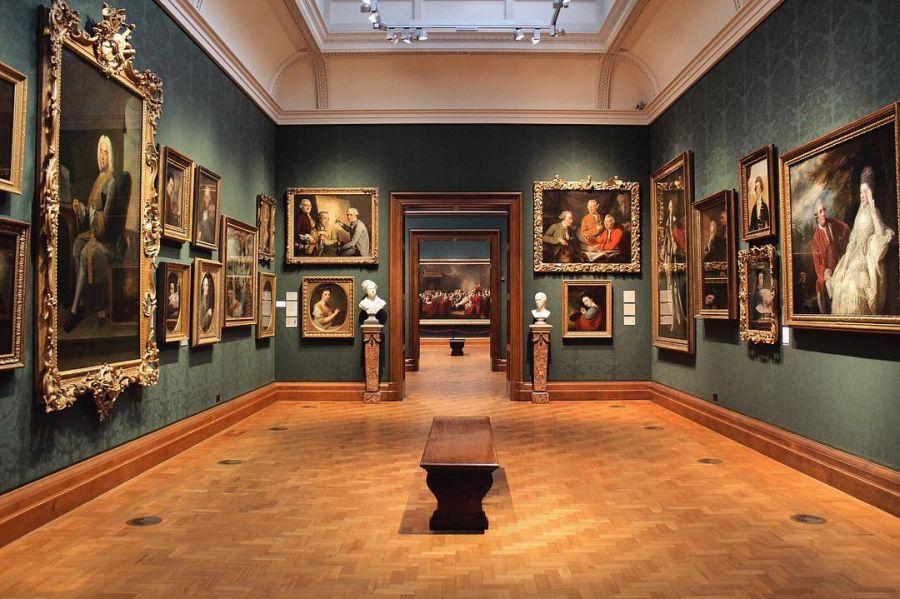 Фотография Национальная портретная галерея