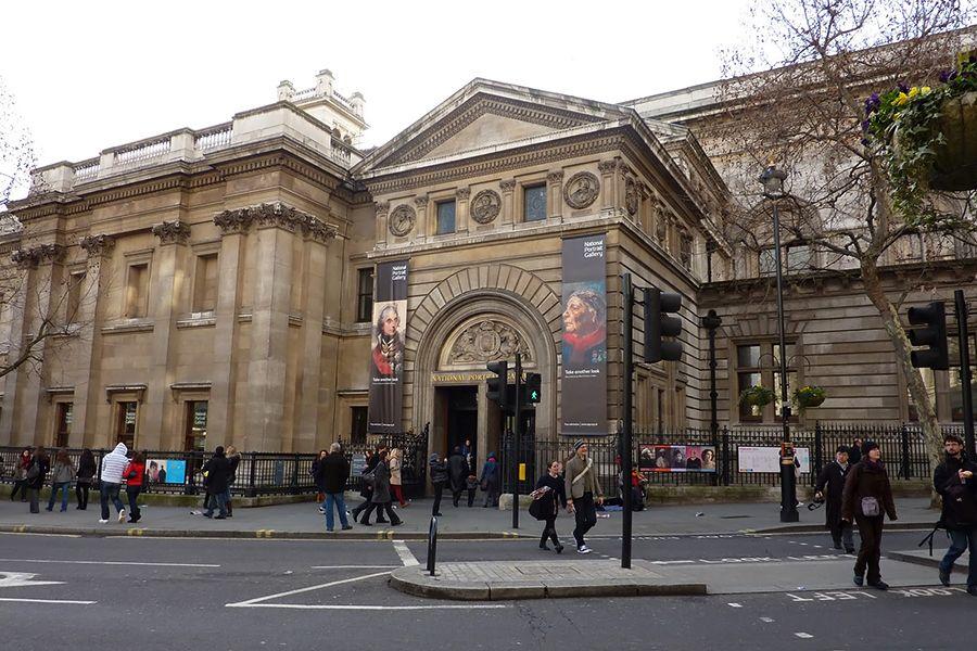 Национальная портретная галерея фото