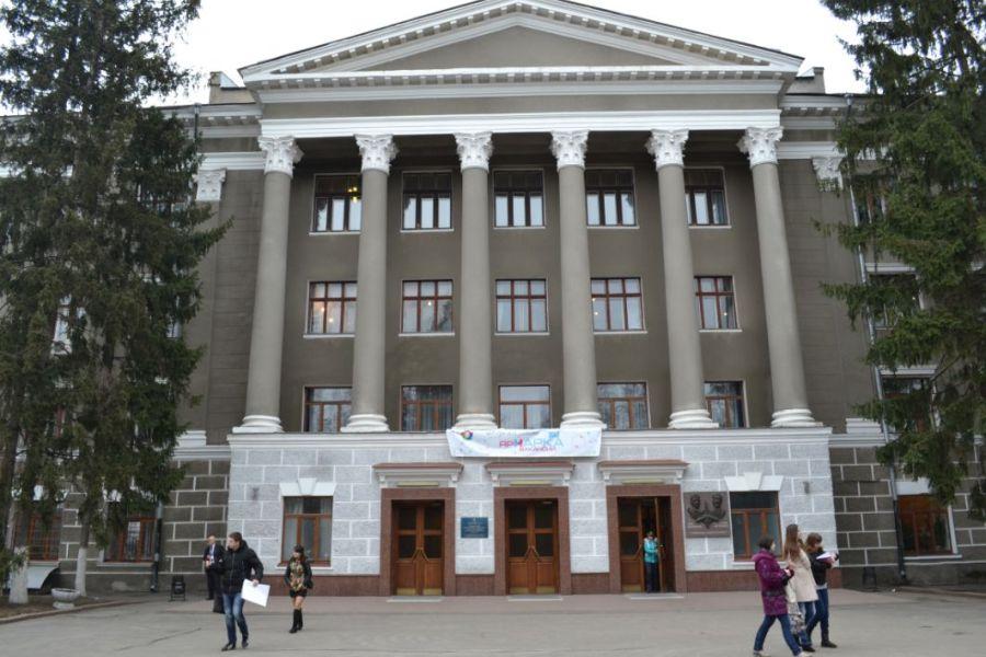 Национальный аэрокосмический университет имени Жуковского фото