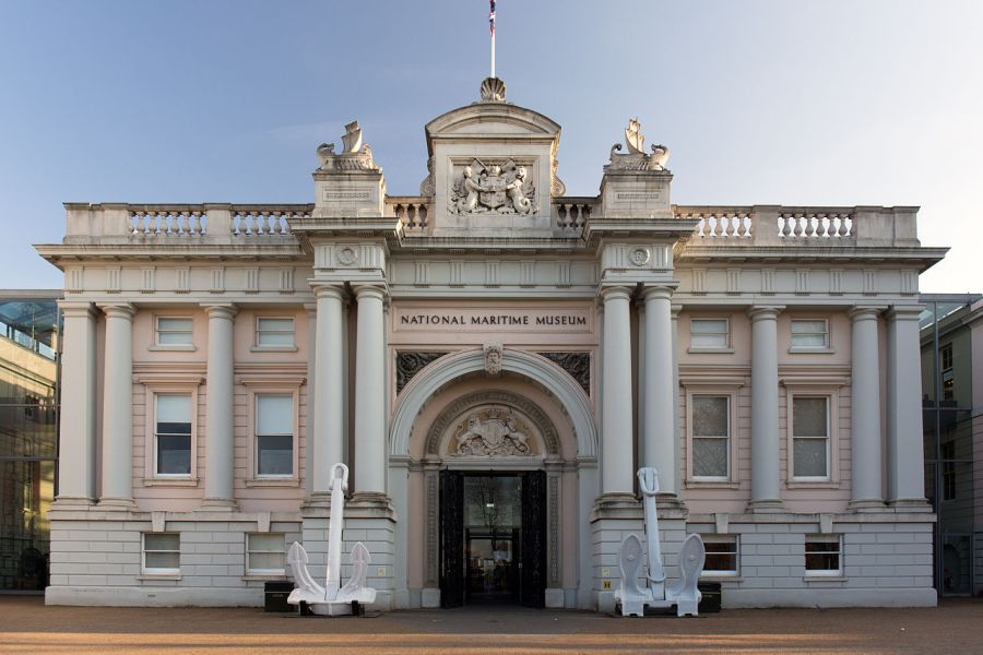 Национальный морской музей фото