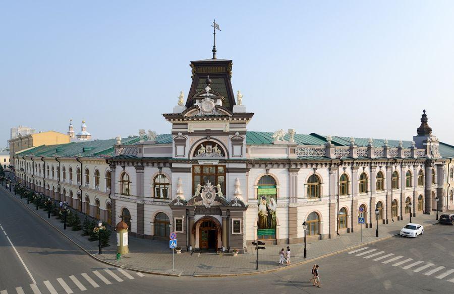 Национальный музей республики Татарстан фото