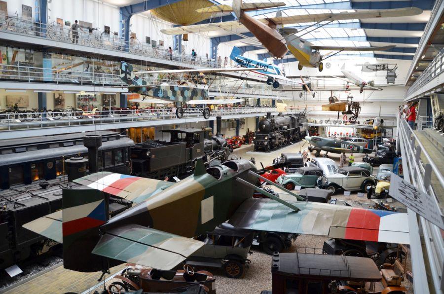 Национальный технический музей фото