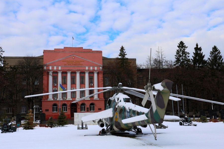 Фотография Национальный университет обороны Украины