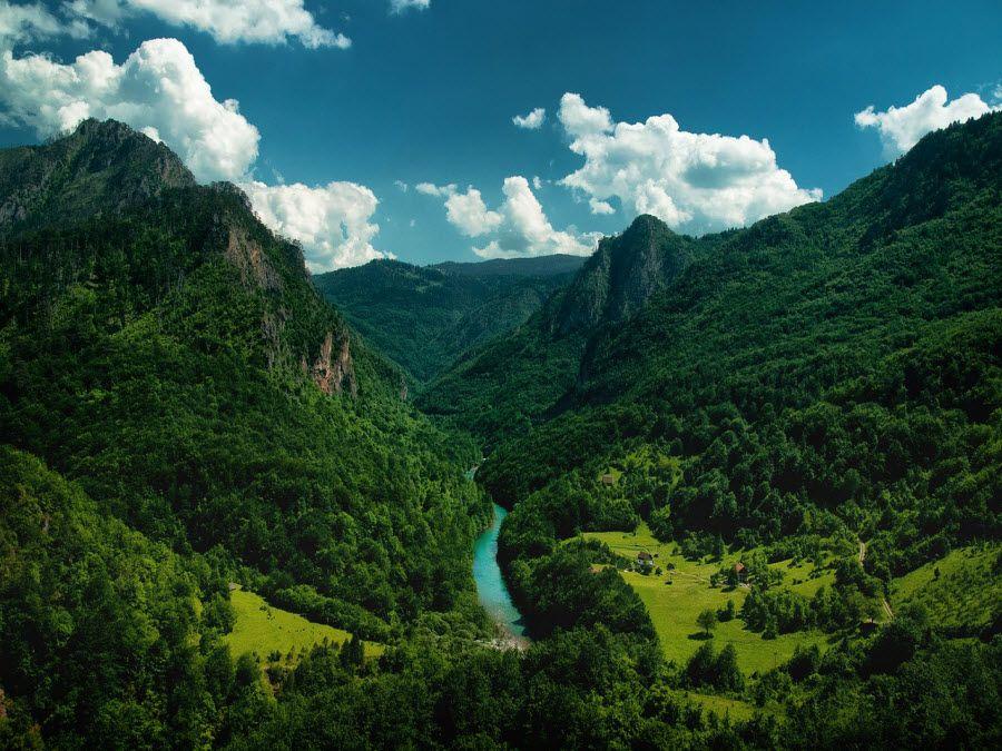 Фото натарульная красота Черногории