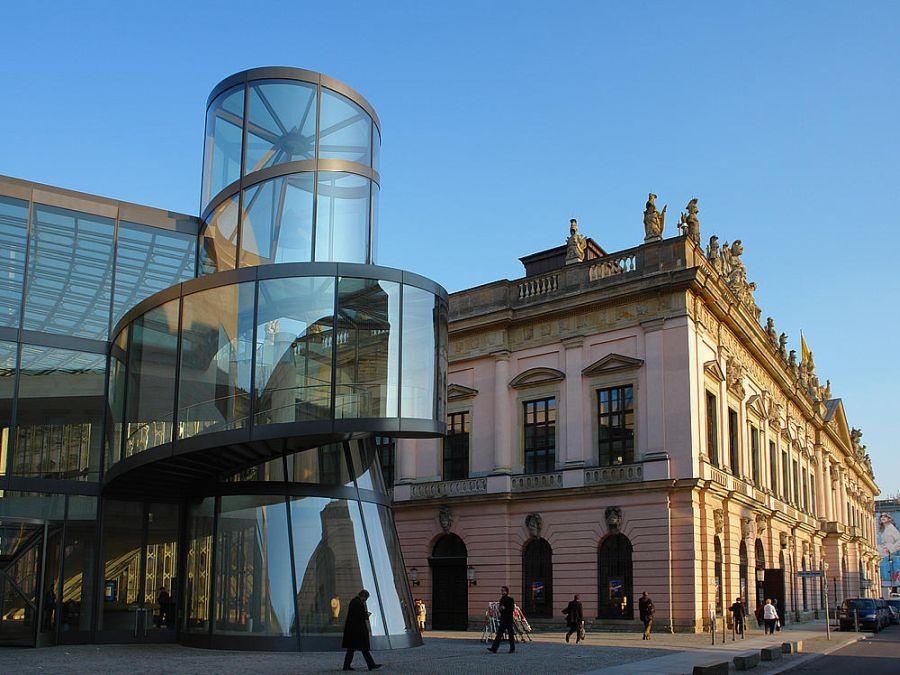 Немецкий исторический музей фото