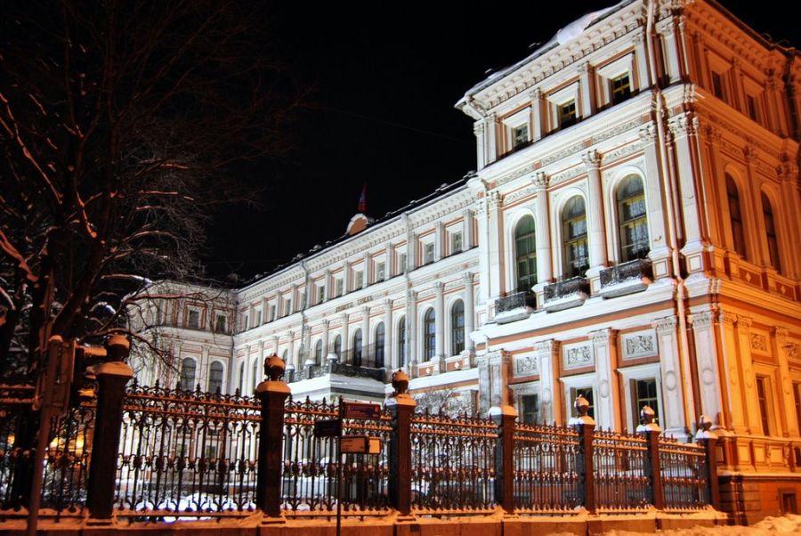 Николаевский дворец фото