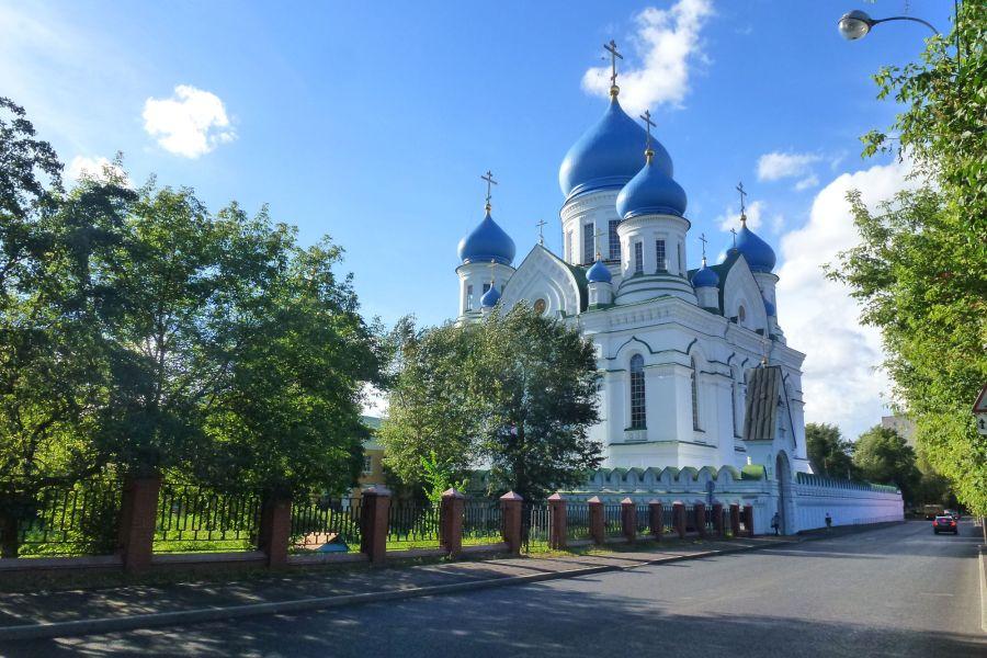 Николо-Перервинский монастырь фото