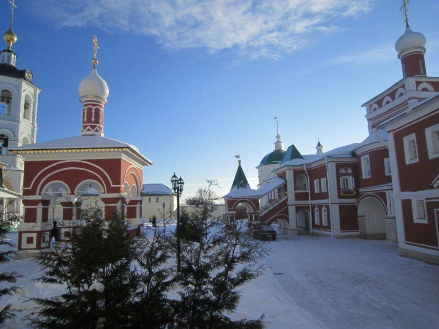 Фотография Николо-Пешношский монастырь