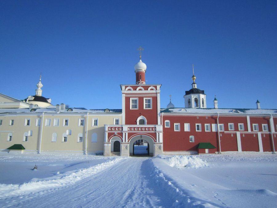 Николо-Пешношский монастырь фото