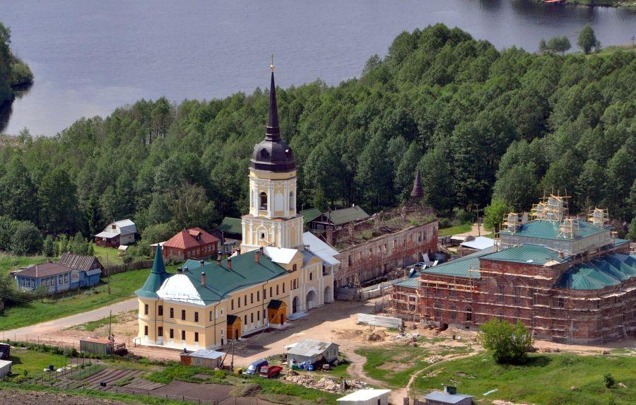 Николо-Радовицкий монастырь фото