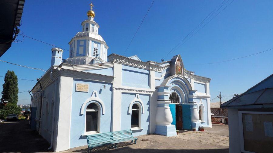 Фотография Никольская церковь