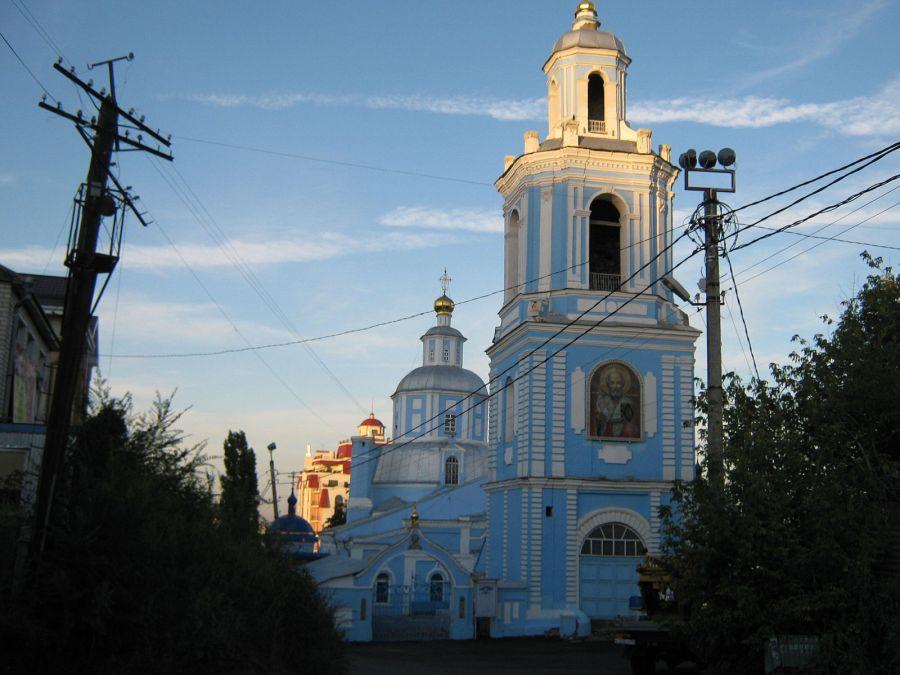 Никольская церковь фото
