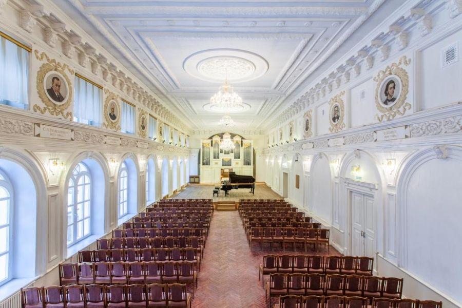 Фотография Нижегородская государственная консерватория имени Глинки