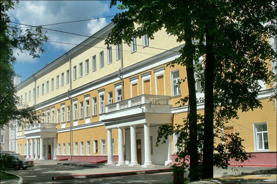 Нижегородская государственная консерватория имени Глинки фото