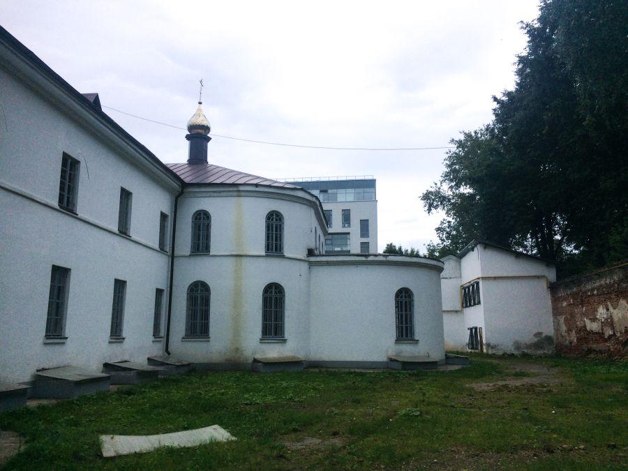 Фотография Нижегородский острог
