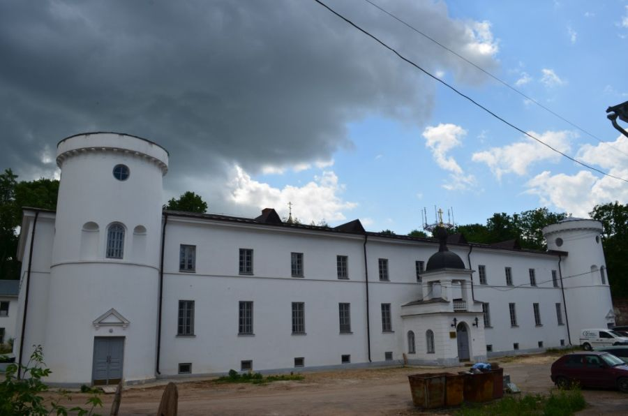 Нижегородский острог фото