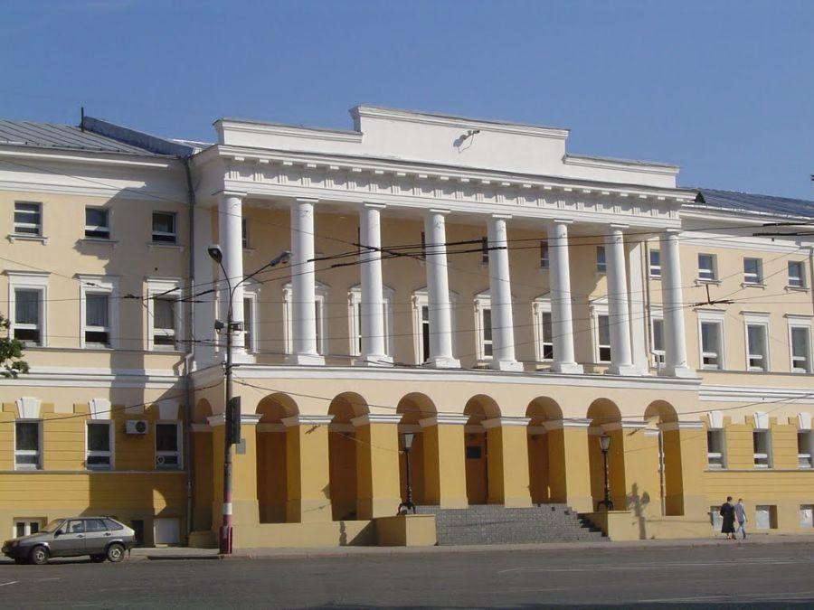 Нижегородский государственный педагогический университет имени Козьмы Минина фото