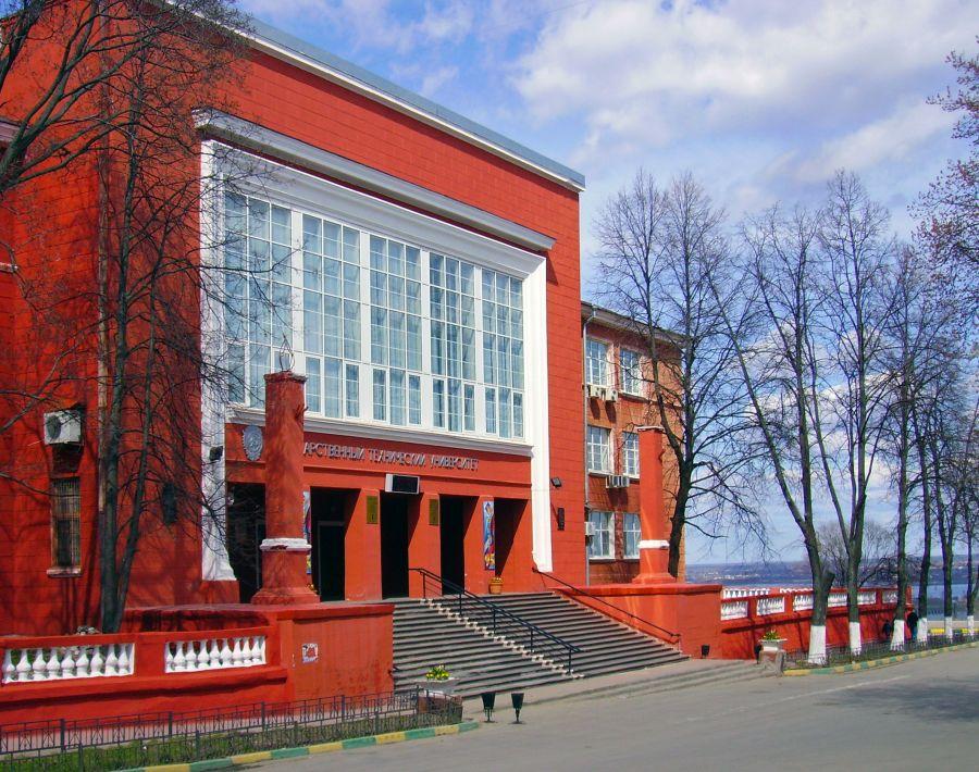 Нижегородский государственный технический университет им. Р. Е. Алексеева фото