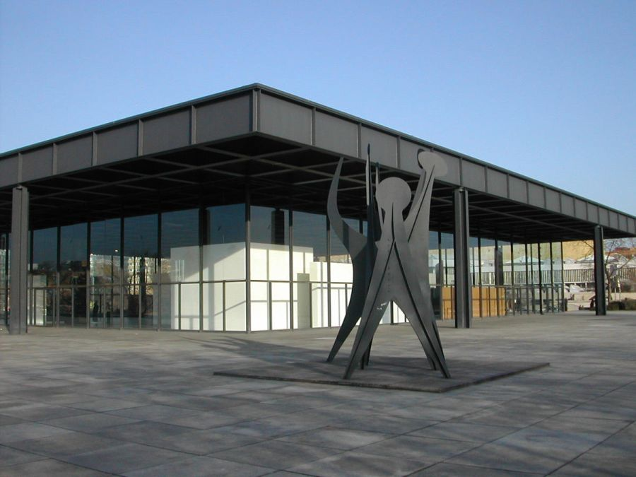 Новая национальная галерея фото