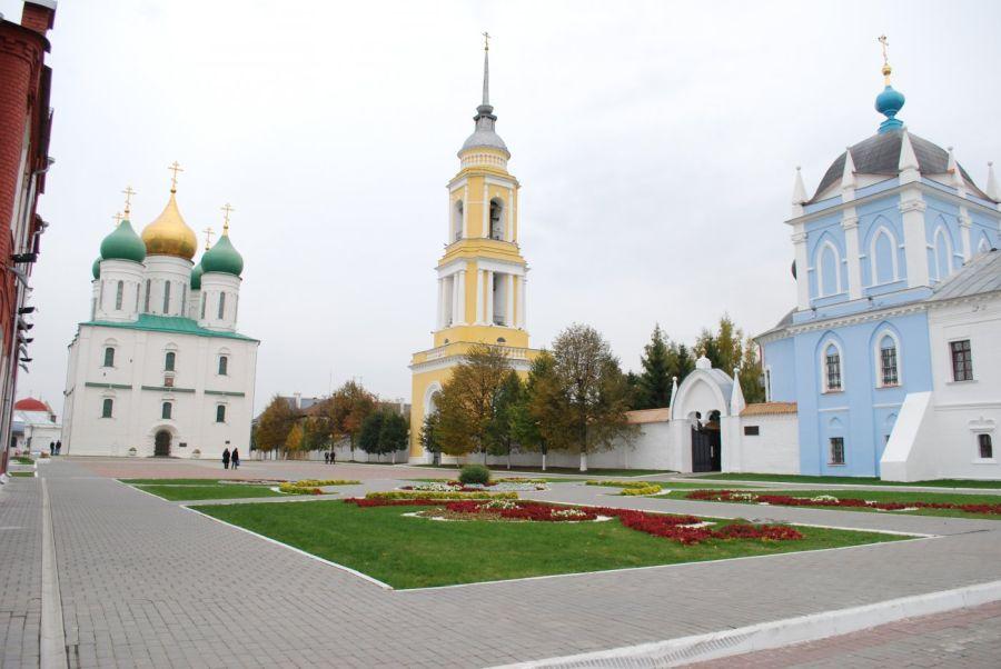 Фотография Ново-Голутвин монастырь