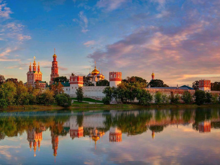 Фотография Новодевичий монастырь