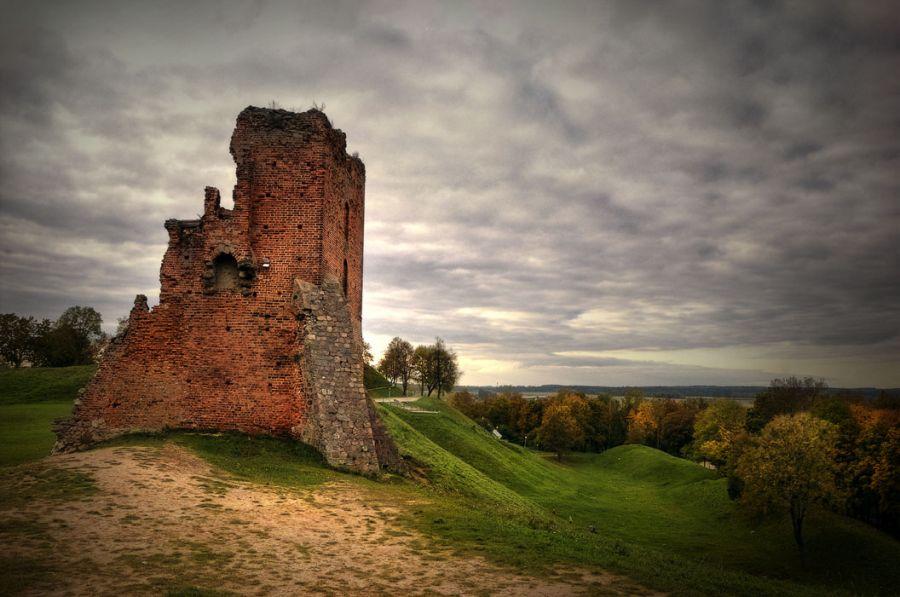 Новогрудский замок фото