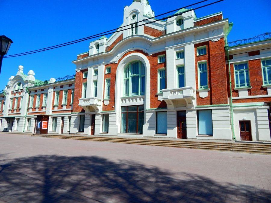 Новосибирский государственный краеведческий музей фото