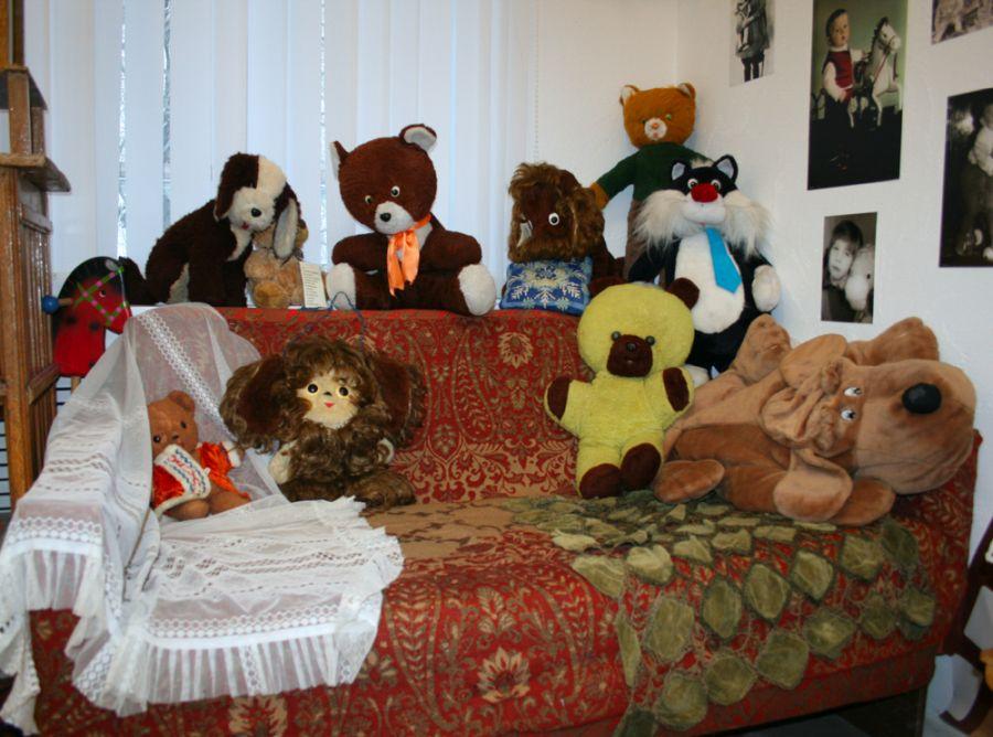 Новосибирский музей игрушки фото