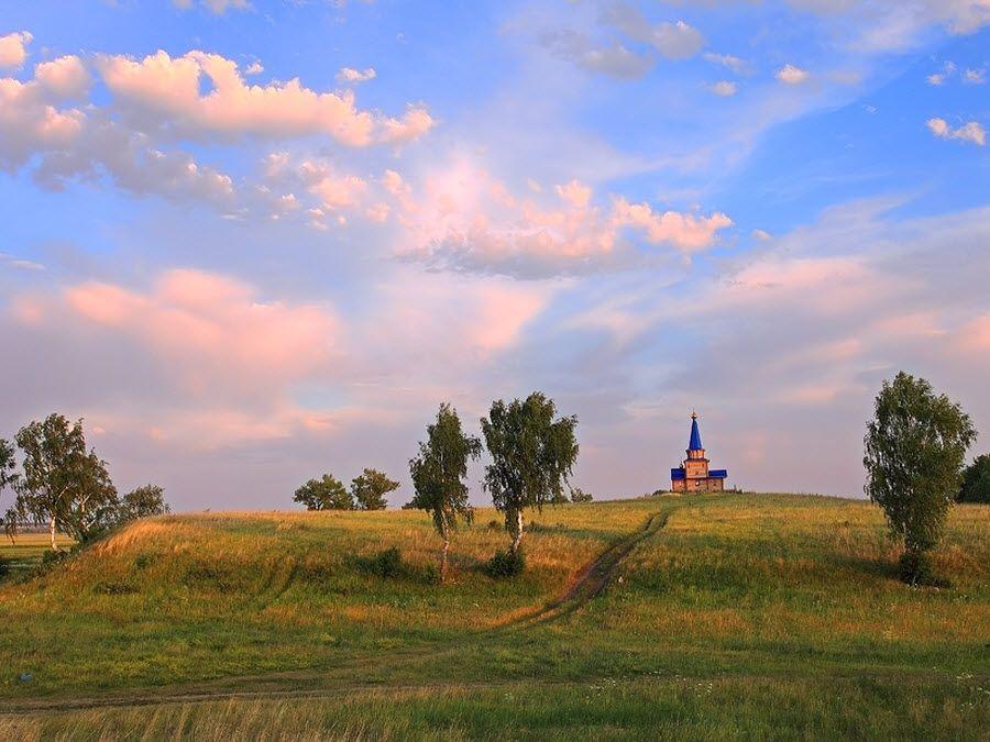 Фото невероятной природы Омской области