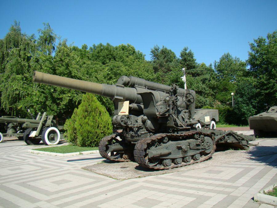 Фотография Музей военной техники «Оружие Победы»
