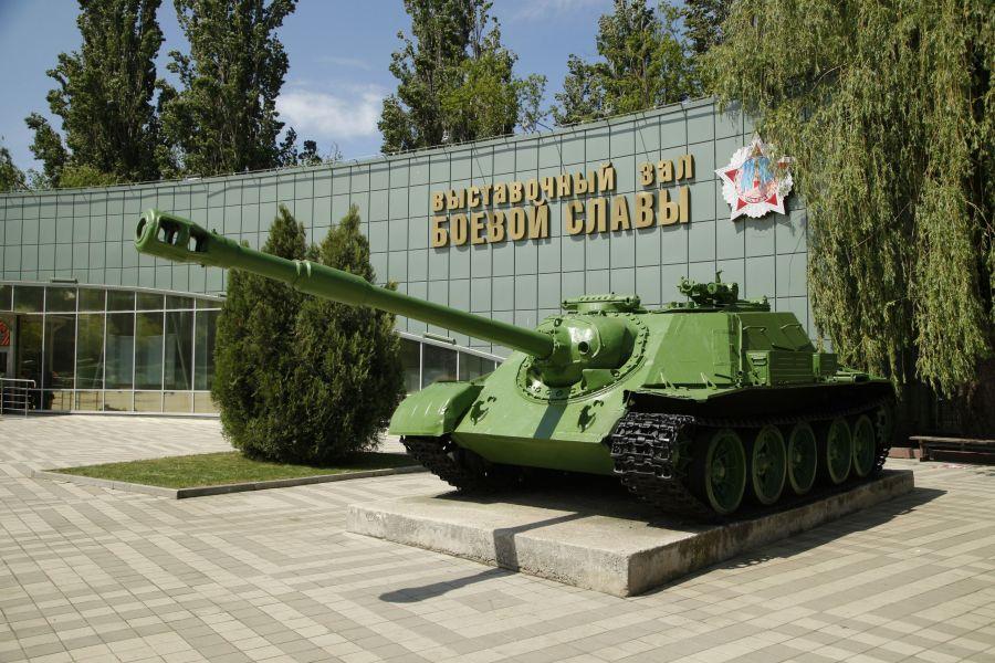 Музей военной техники «Оружие Победы» фото