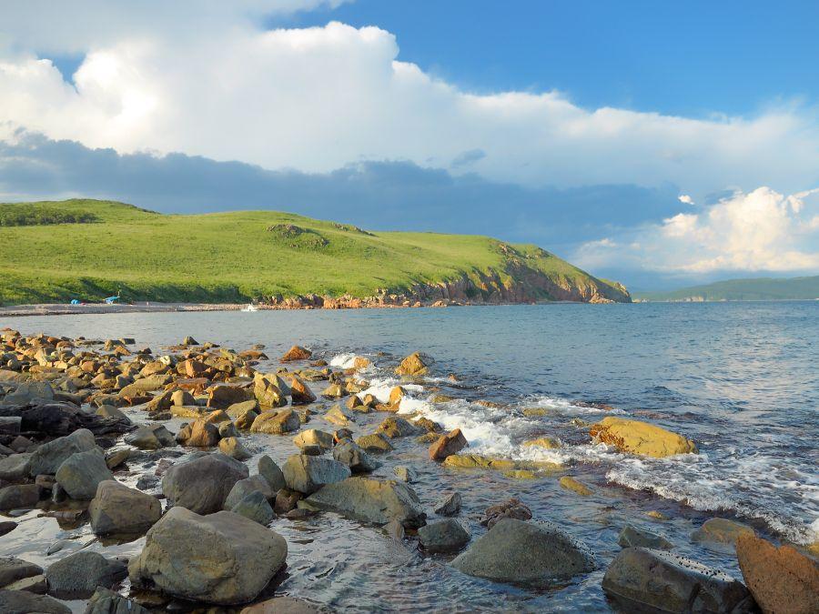 остров Попова фото